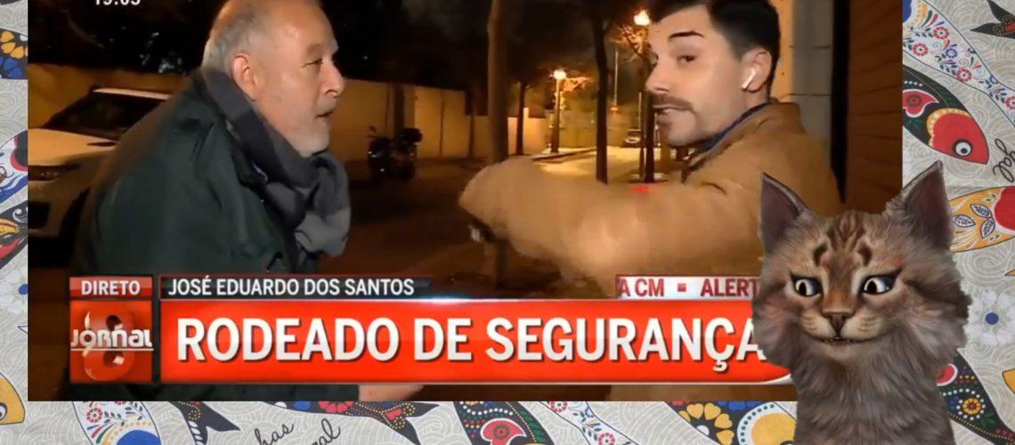 Segurança José Eduardo dos Santos
